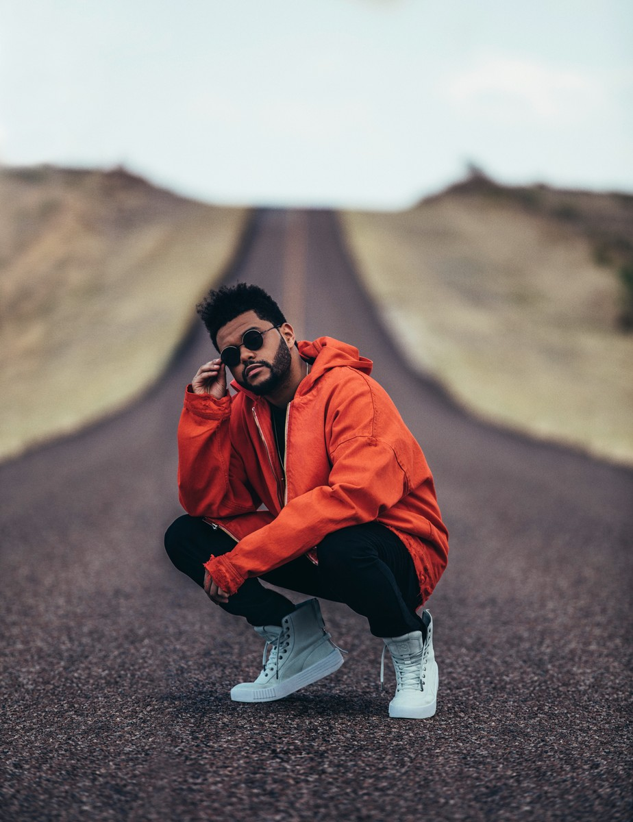 """The Weeknd x Puma XO Collection """"Parallel"""" sneakers"""