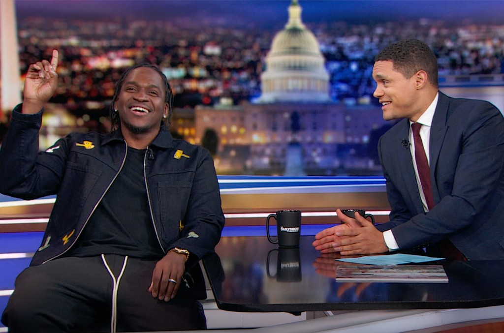 Pusha T Daily Show