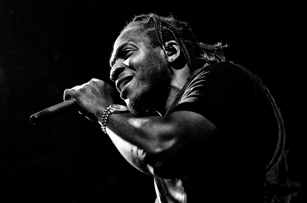 Pusha T performs at the Kesselhaus on April 25, 2016 in Berlin, Germany.