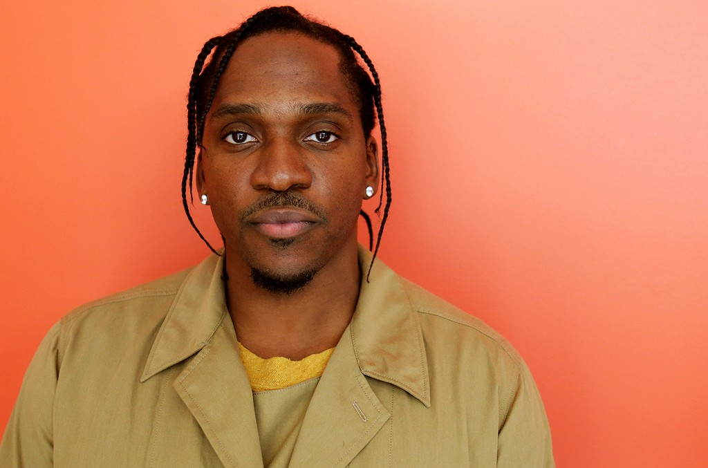 Pusha T photographed on March 31, 2016 in Cambridge, Mass.