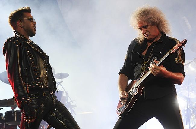 Queen + Adam Lambert perform