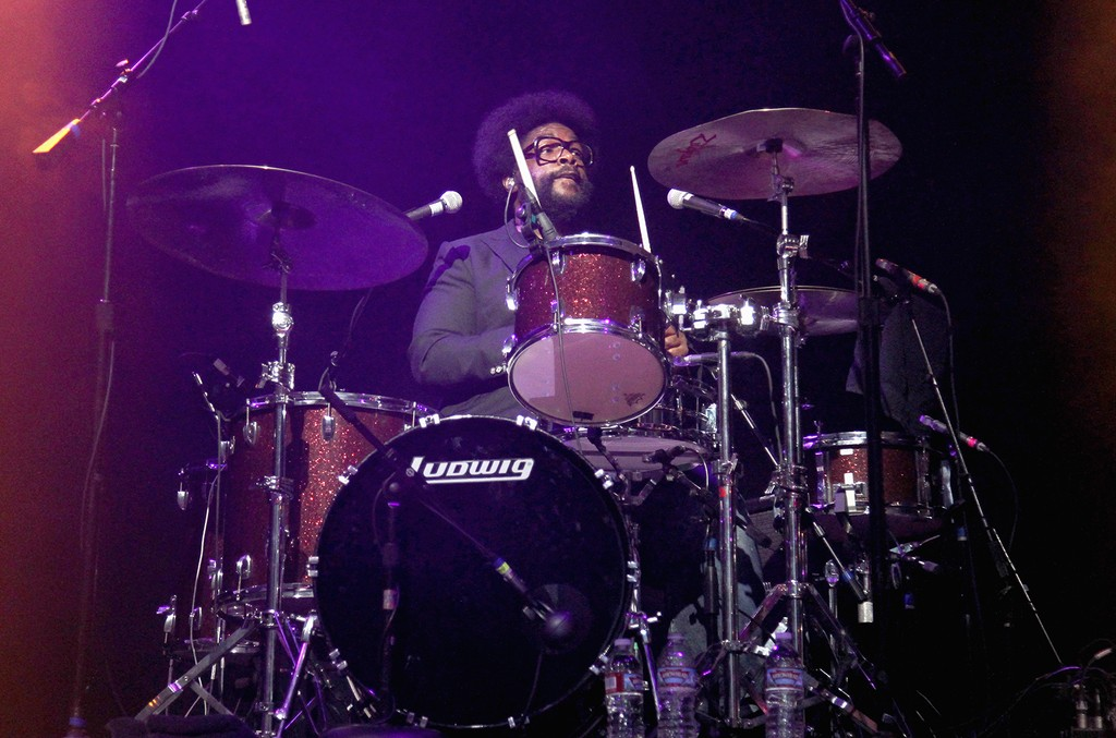 Questlove during the 2016 BET Experience