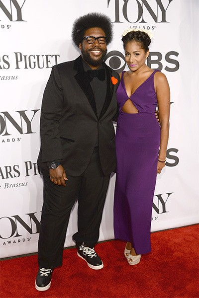 Questlove attends the 68th Annual Tony Awards