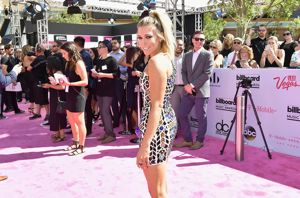Rachel Platten attends the 2017 Billboard Music Awards at T-Mobile Arena on May 21, 2017 in Las Vegas.
