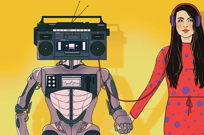 radio robot streaming