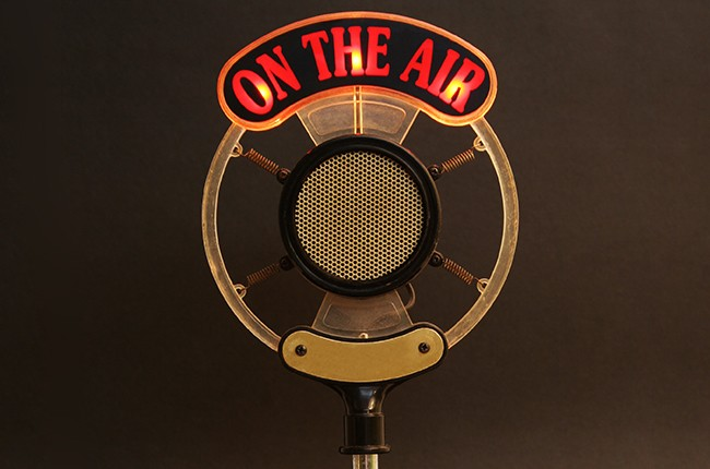 Radio Microphone 2015