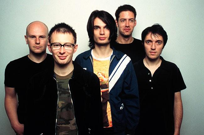 Radiohead, 1997.