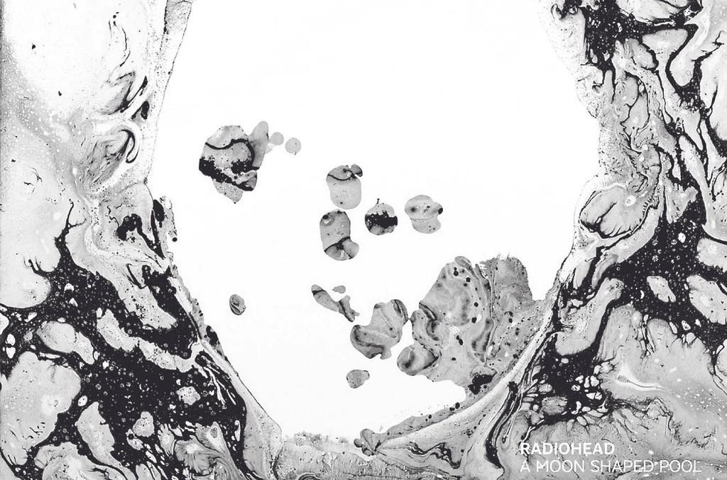 "Radiohead, ""Moon Shaped Pool"""
