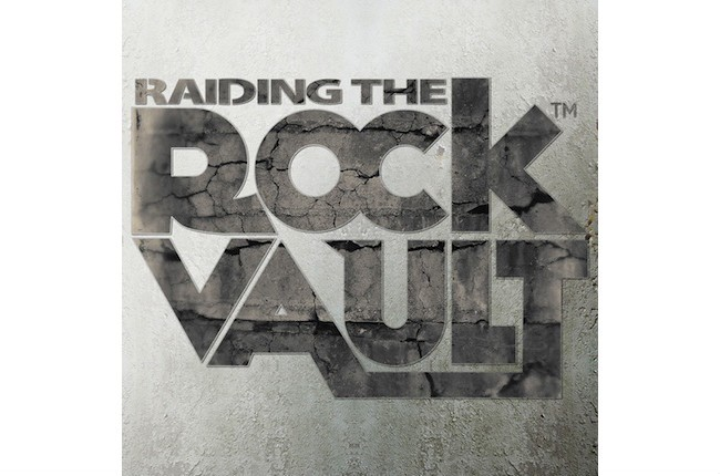 Raiding the Rock Vault Logo