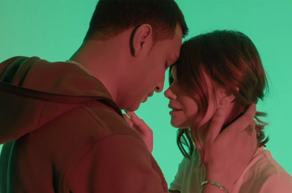 """A scene from the video for """"Could Be Us"""" by Raja."""