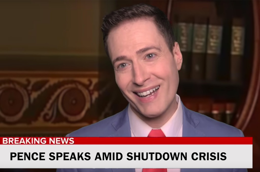 Randy Rainbow THERE IS NOTHIN' LIKE A WALL