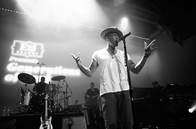 Raphael Saadiq On The Kendrick Lamar Movement It S Real Poetic Billboard