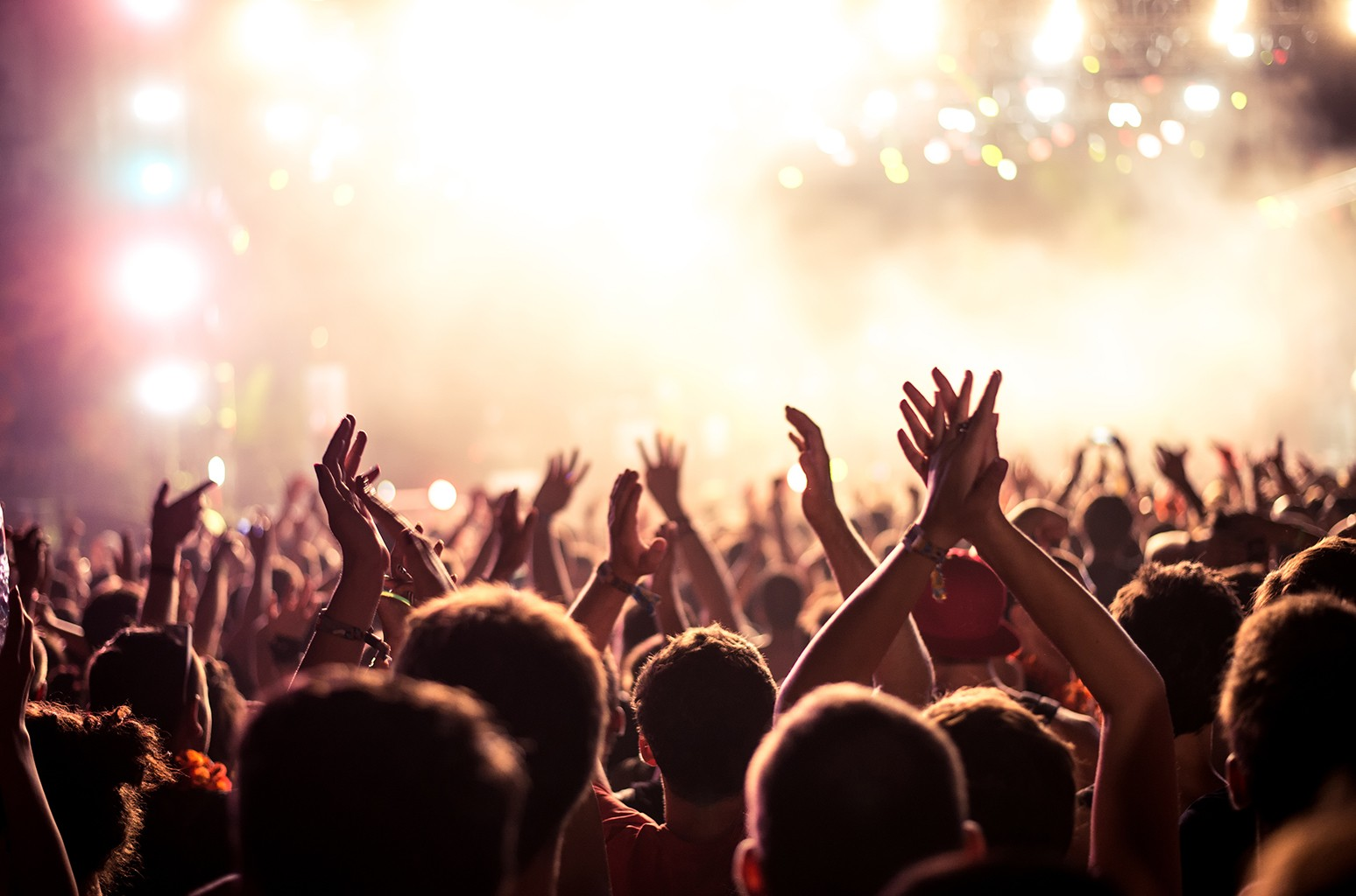 Rave Crowd