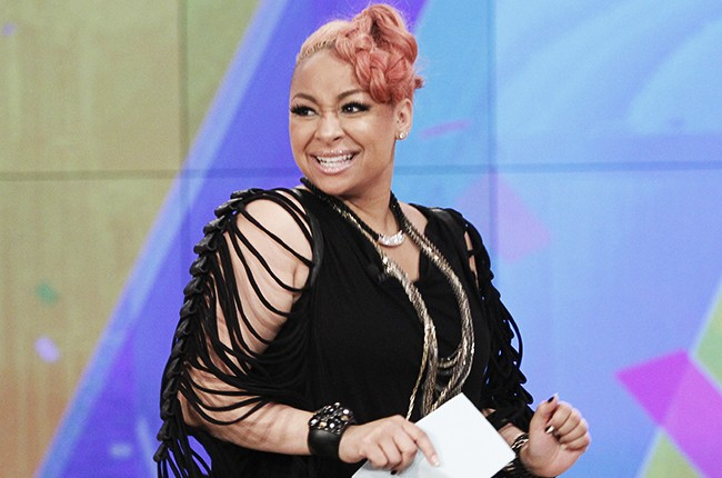 """Raven-Symoné was named co-host of """"The View,"""" on Wednesday, June 10, 2015 on the ABC talk show."""