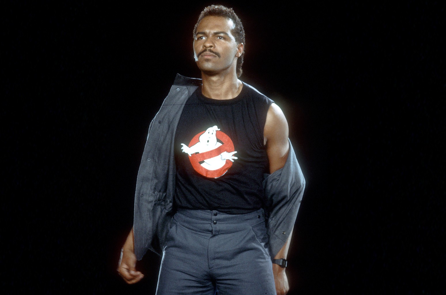 Ray Parker Jr. photographed in the 1980s.