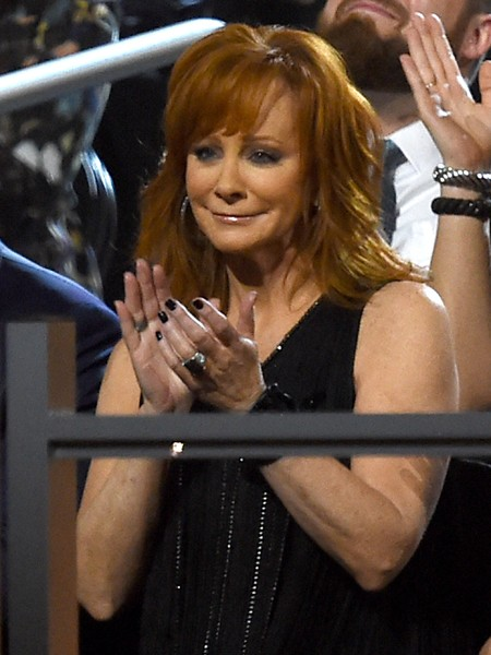 Reba McEntire attends the 50th Academy Of Country Music Awards