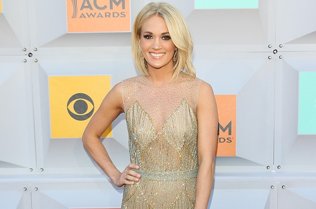 Carrie Underwood Academy of Country Music Awards 2016