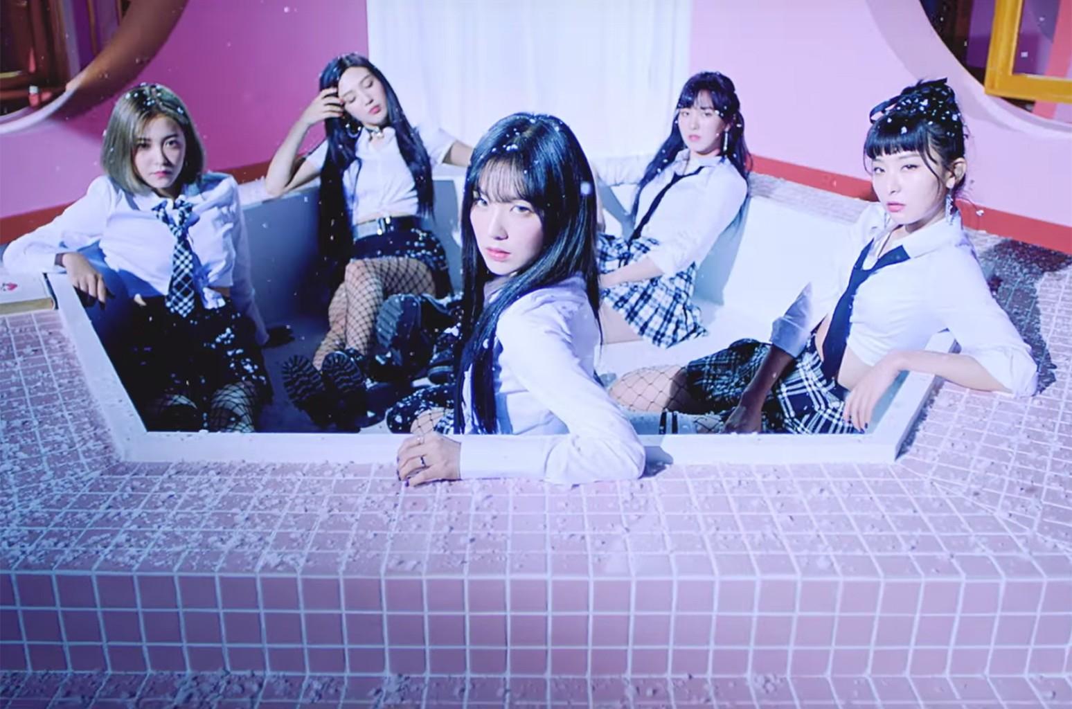 """Red Velvet, """"Bad Boy"""""""
