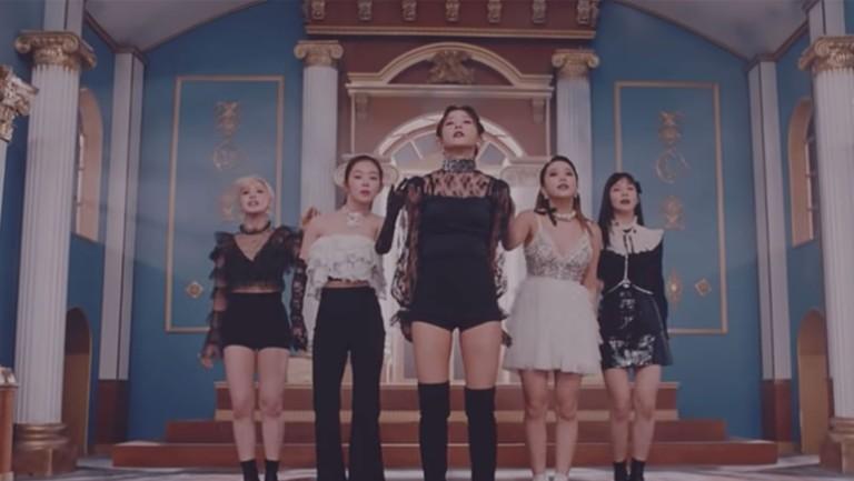 Red Velvet S Psycho Is K Pop Act S Second No 1 On World Digital Song Sales Join Bts Blackpink In Elite Group Billboard Billboard