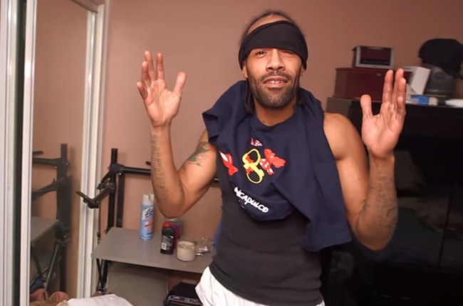 Redman MTV Cribs