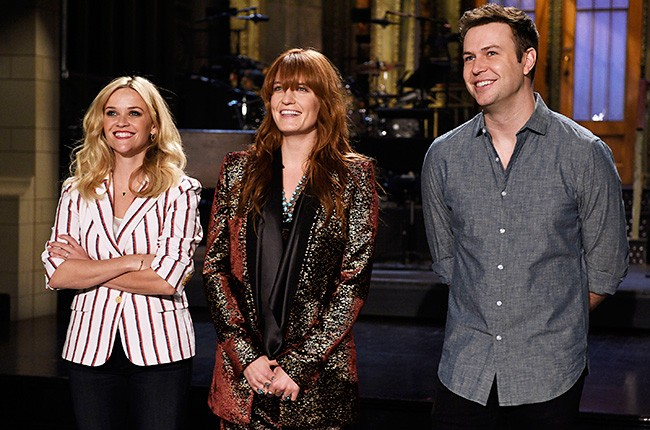 Reese Witherspoon Florence Welch