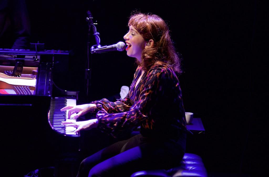 Regina Spektor performs at Rough Trade