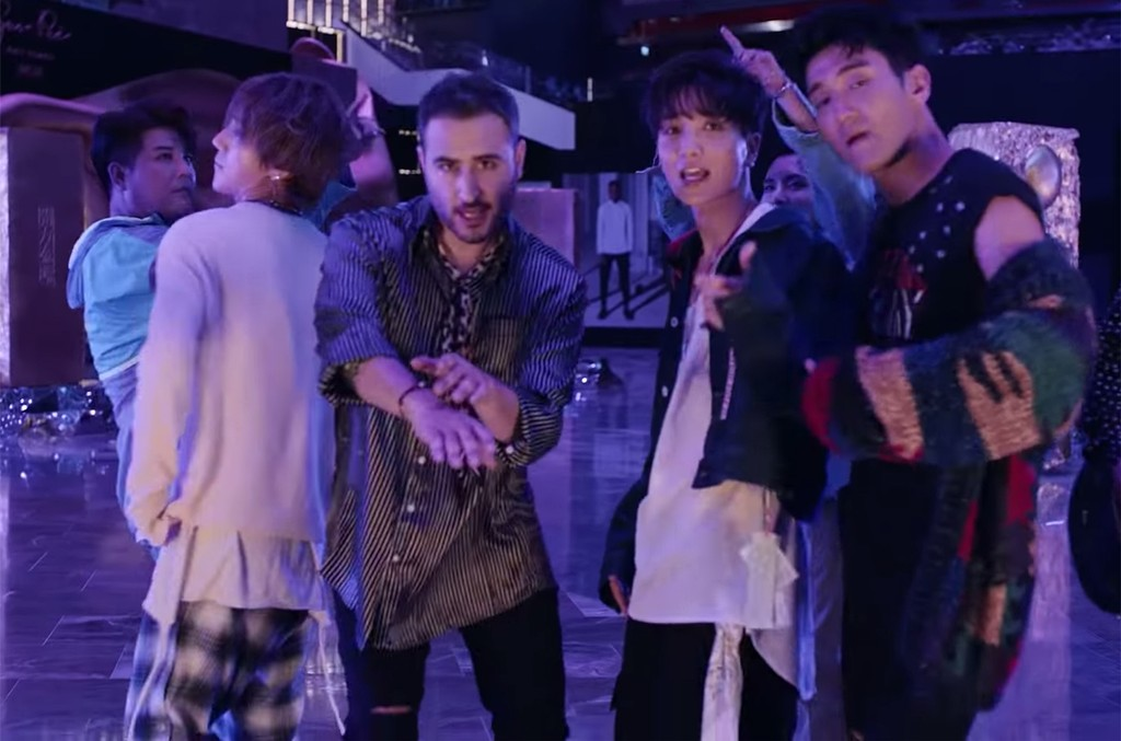 "SUPER JUNIOR x Reik, ""One More Time (Otra Vez)"""