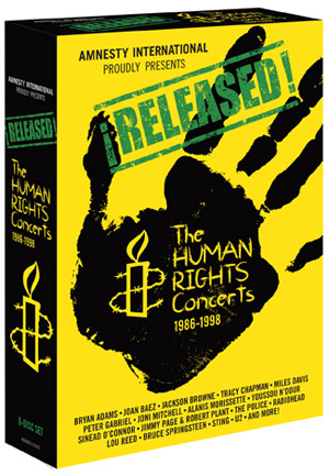 Human Rights Concerts