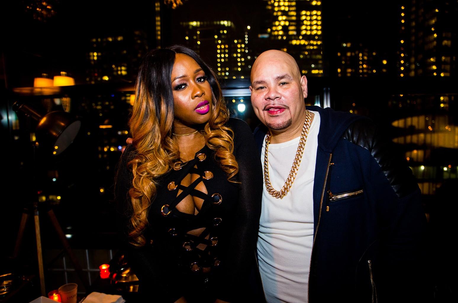 Remy Ma and Fat Joe