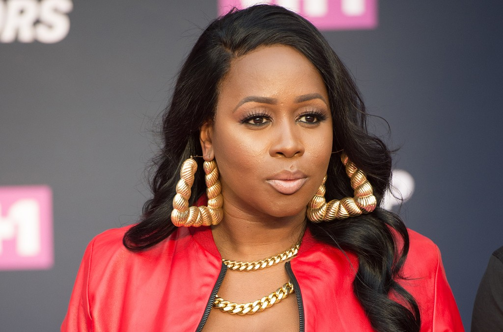 Remy Ma in 2016
