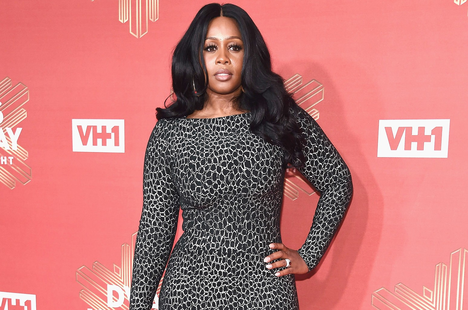 Remy Ma attends the 2016 VH1's Divas Holiday: Unsilent Night