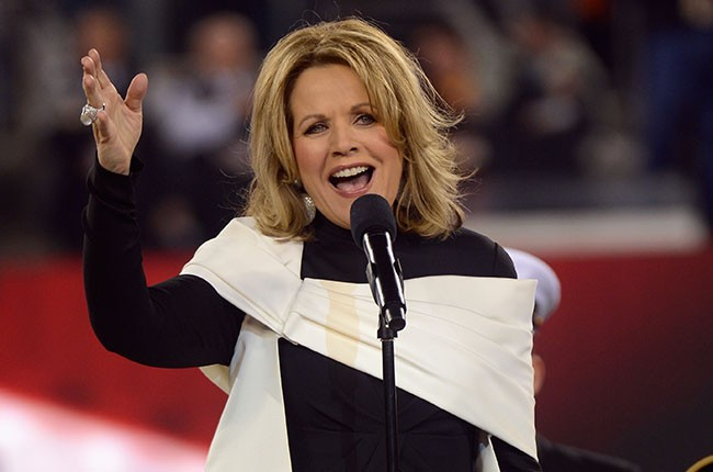 Renee Fleming, Super Bowl XLVIII