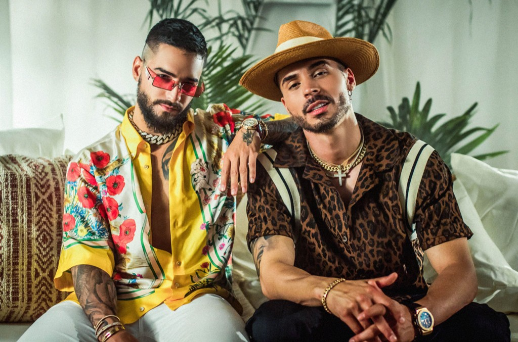 Maluma and Reykon