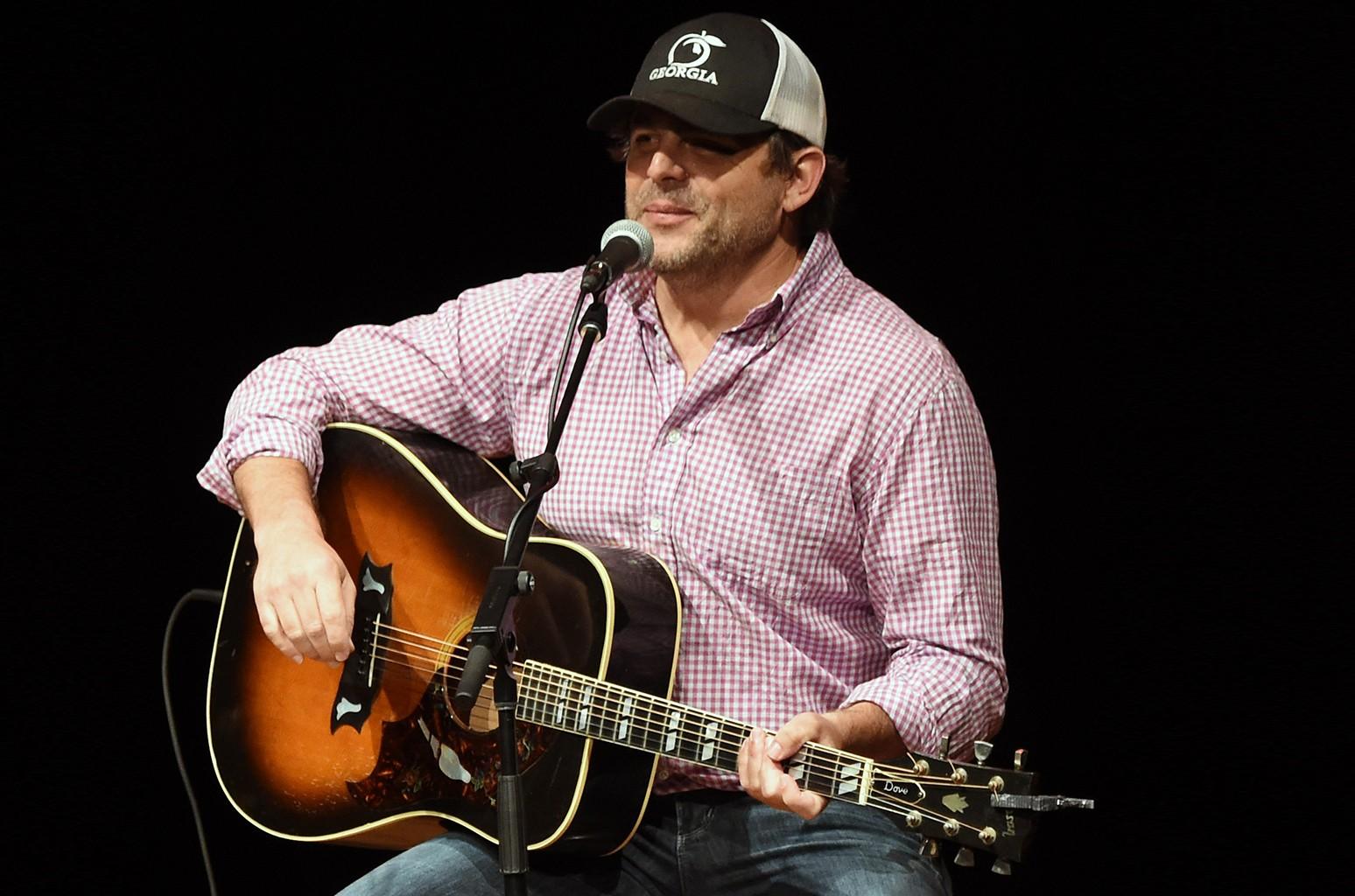 Rhett Akins performs in Nashville