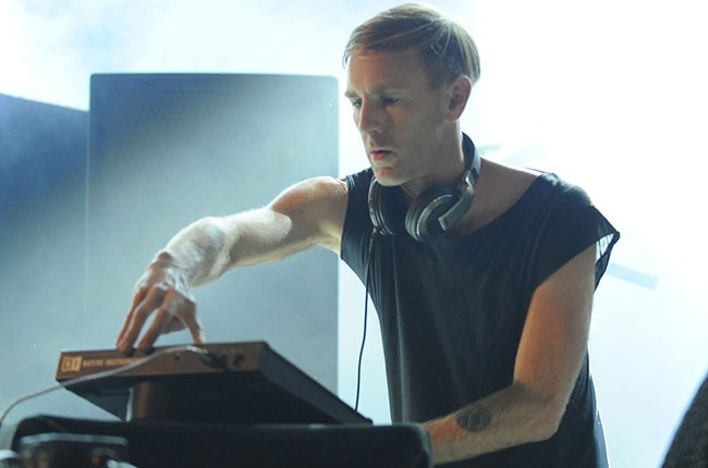 9. Richie Hawtin's ENTER Blossoms on Ibiza