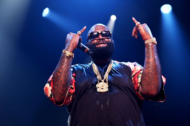 Rick Ross performs in 2013.