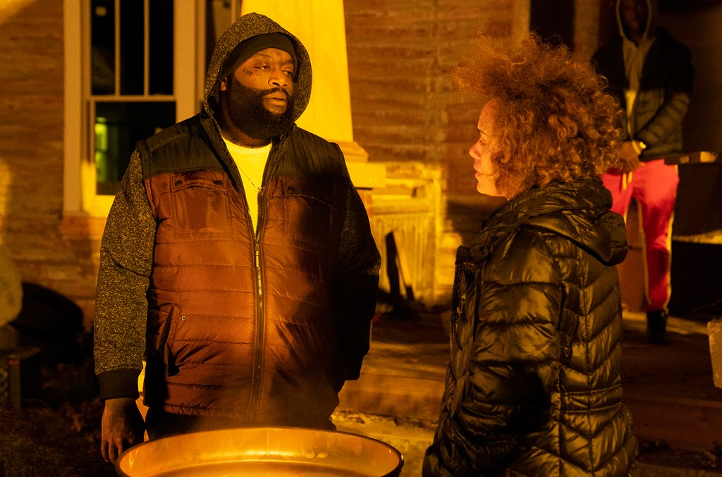 Rick Ross on season 2 of BET's 'Tales.'