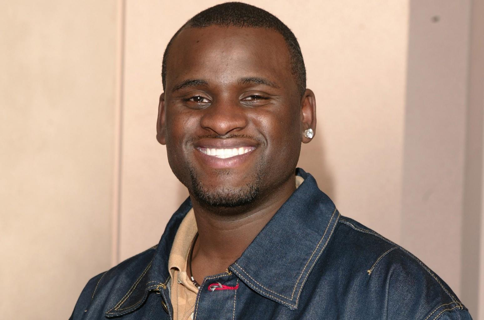 Rickey Smith of American Idol