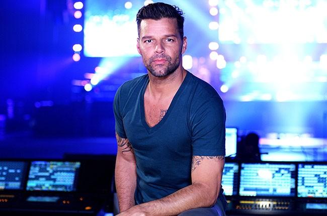 Ricky Martin, 2013.