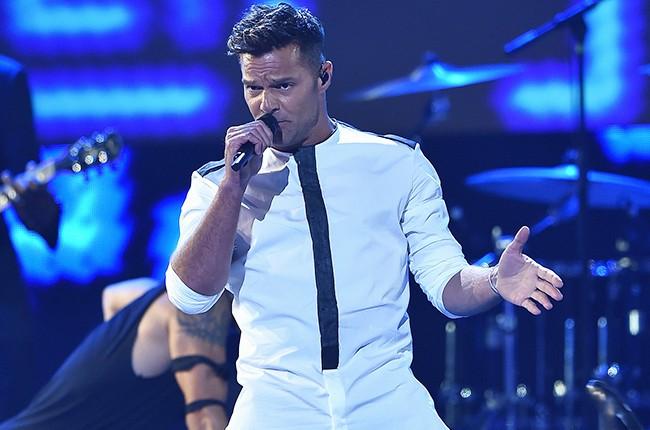 Ricky Martin 2015