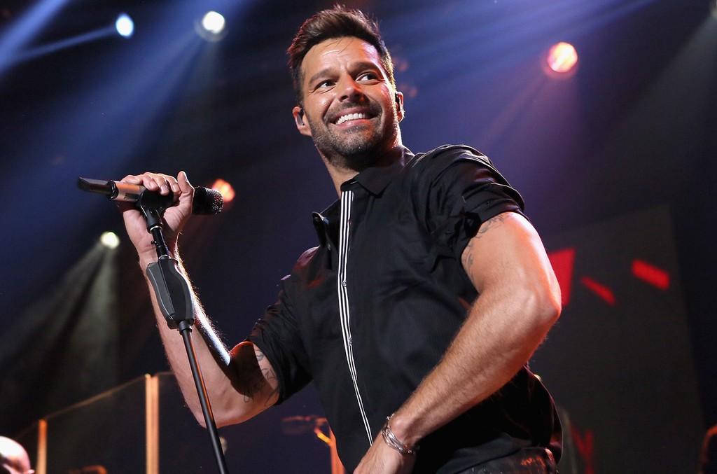 Ricky Martin in 2015