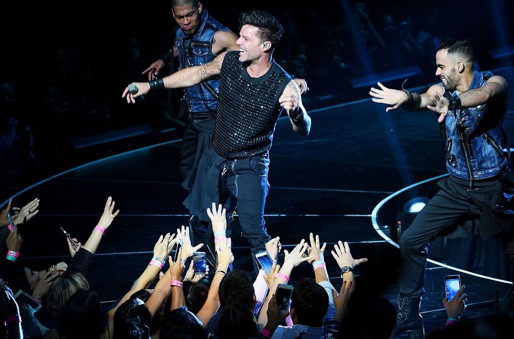 Ricky Martin, 2017 Las Vegas Residency