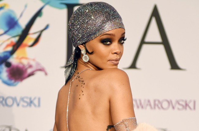 Rihanna at 2014 CFDA Awards