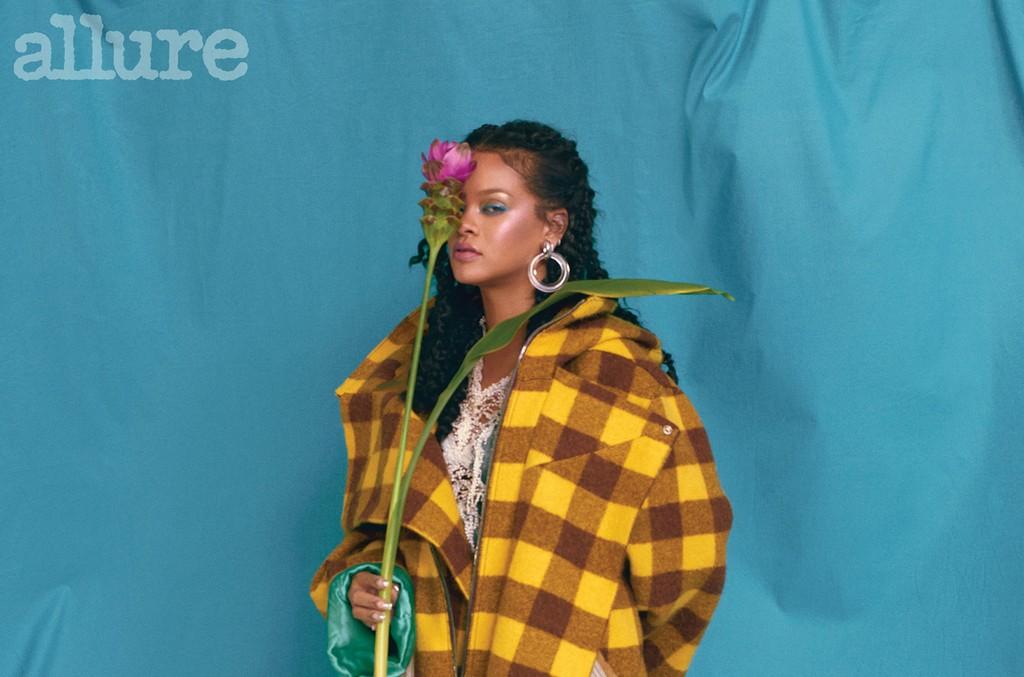 Rihanna Allure