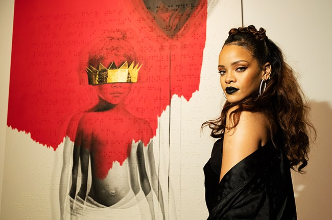 rihanna, anti album