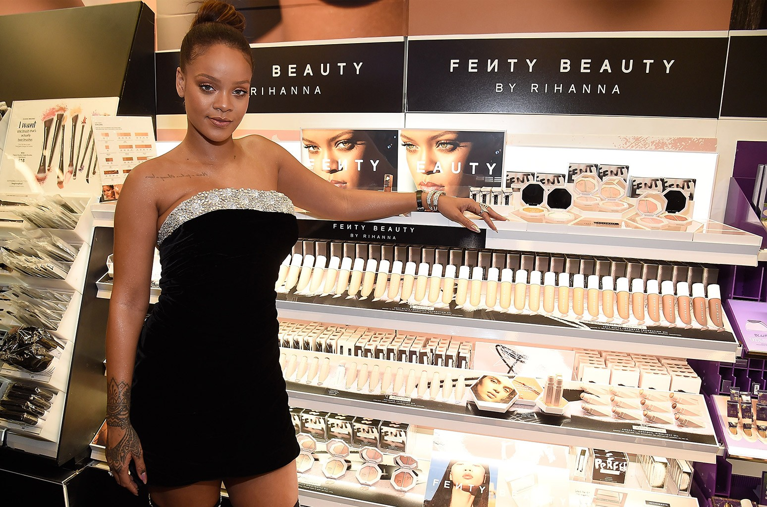 TIME's Best Inventions of 2017: 5 Reasons Why Rihanna's Fenty Beauty Made  the List | Billboard | Billboard