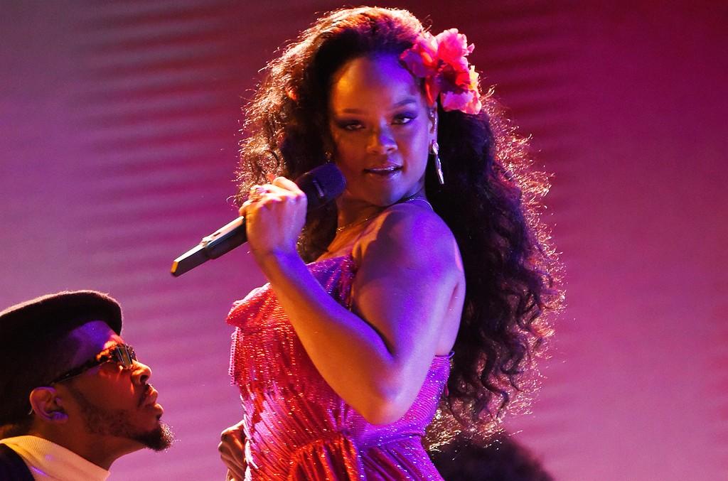 Rihanna, 2018