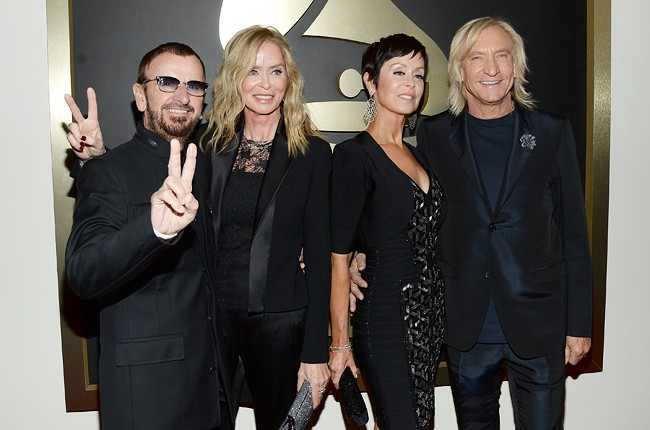 ringo-starr-guests-grammys-2014-red-carpet-650-430