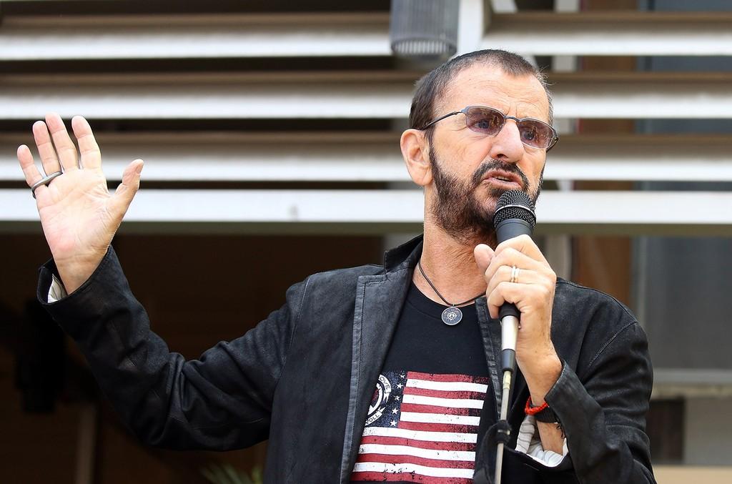 Ringo Starr in 2016