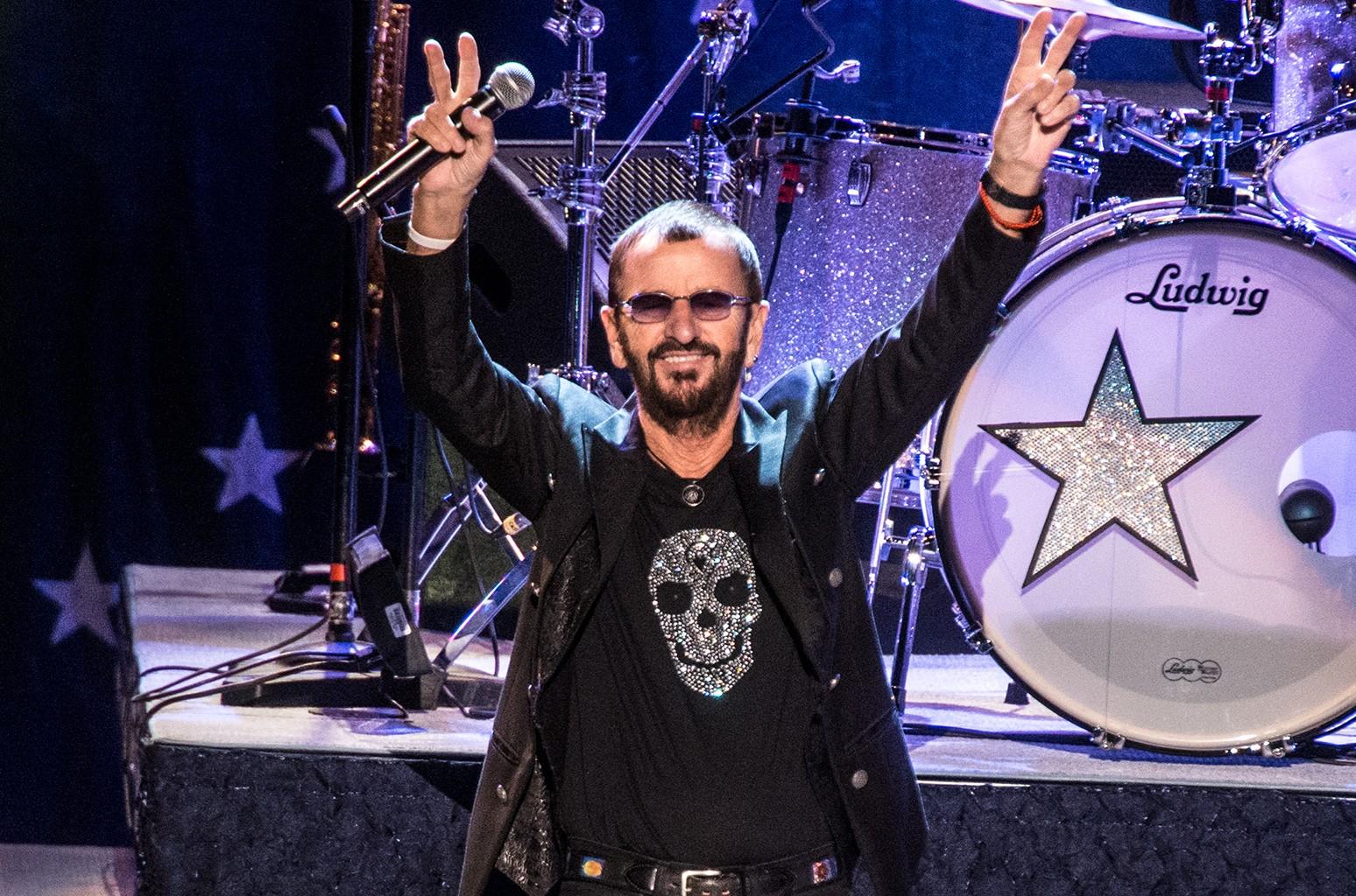 Ringo Starr, 2015